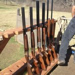 trap shooting shotguns