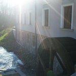 Restaurant Klostermühle mit eigenen Fischteichen