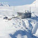 Aussenansicht Mountain Hostel