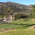 Golf course at the Welk