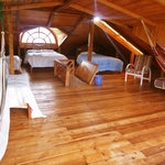 Spacious 6 bed dorm in the attic