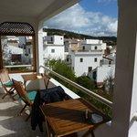 The nice little terrace