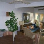 Dining area / Living area