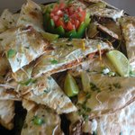 Catering: Quesadillas