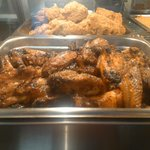 Fresh wings every day