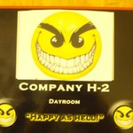 company H-2 Happy as Hell