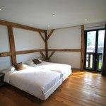 Chambre Gîte / Gîte bedroom