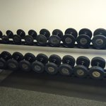 Assorted dumbells