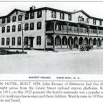Second oldest operating hotel in Cape May!