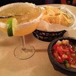 Chips & Salsa & Margarita