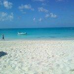 Shot of beach