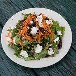 Evolution Salad with VT chevre