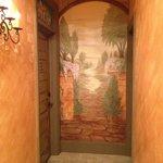 Hallway of Inn