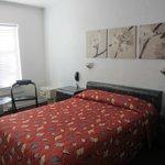 chambre double privée standard