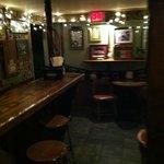 The basement of Irish Isle