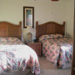 #1313, 2nd bedroom, 2 double beds