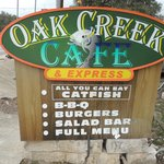 Oak Creek Cafe