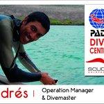 Scuba Galapagos PADI Staff