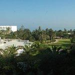 Tour Khalef outdoor terrace and garden