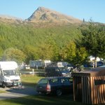 Very scenic Arrowtown Holiday Park