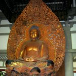 Buddha is more than 18 feet high