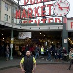 Photo Op at Pike Place Market
