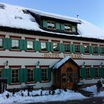 Hotel Vitranc Restaurant Foto