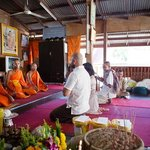 Buddhist Wedding Blessing Ceremony