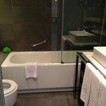 bathroom - very nice