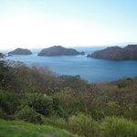 Views from Peninsula Papagayo