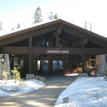 Wuksachi Lodge, Sequoia NP