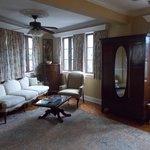 Corner room 302