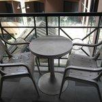 Practical balcony