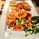Seriously, this calamari was the best!