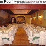 Tuscan Room: 62 people