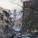 via Palazzuolo e Torre di Palazzo Vecchio