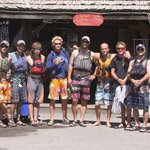 Wild West Rafting Expert Guides