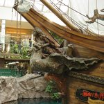 West Edmonton Mall Ship