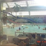 West Edmonton Mall  Indoor Pool