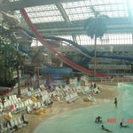 West Edmonton Mall. Indoor Pool