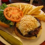 The French Onion Burger 2.18.13