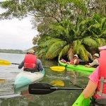 Kayaking on Nearby Lake