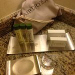 Soap, lotion, Shampoo, Bath soap and Face Soap.