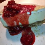 Strawberry Jubilations Cheesecake