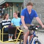 Pedicab of St. Augustine