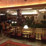 entrance & lounge