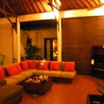 Living Area - 3-bed Villa