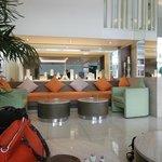 Lobby/ Reception sitting area