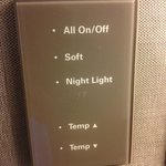 Touch Sensor light switches bedside