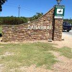 Einfahrt Dana Bay